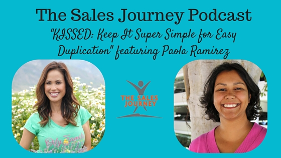 KISSED: Keep It Super Simple for Easy Duplication