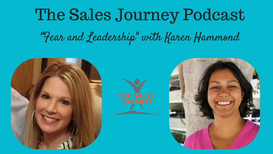 Fear and Leadership with Karen Hammond