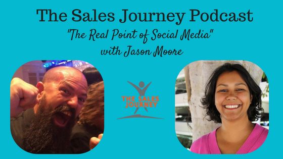 The Real Point of Social Media with Jason Moore