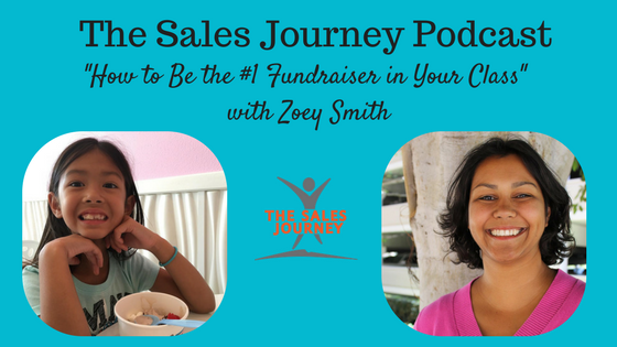 How to Be the #1 Fundraiser in Your Class with Zoey Smith