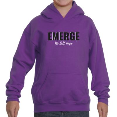 Emerge Kid's Hoodie