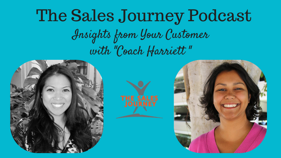 #89 Insights from Your Customer with Coach Harriett
