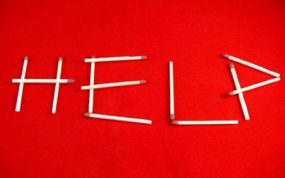 "#107 Coffee Talk on ""Help!"""