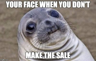 #112 Lessons Learned from My Latest No Sale