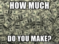 #178 What To Do When Someone Asks You How Much You Make