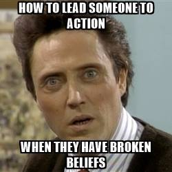 #195 How to Lead Someone to Action When They Have Broken Beliefs and Blocks