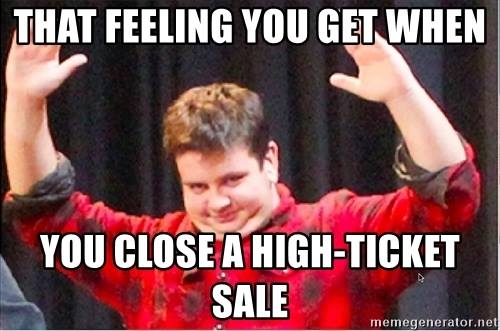 #204 How to Uplevel Into More High-Ticket Sales