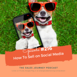 #216 How to Sell on Social Media