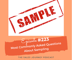 #223 Most Commonly Asked Questions About Sampling