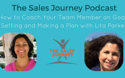 #241 How to Coach Your Team Member on Goal Setting and Making a Plan