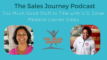 #251 Too Much Good Stuff to Title with U.S. Silver Medalist Lauren Gibbs