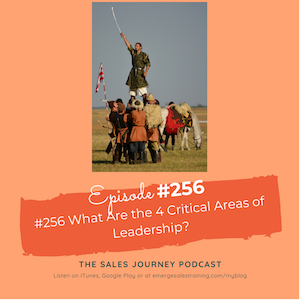 #256 What Are the 4 Critical Areas of Leadership?