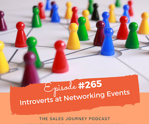 #265 Introverts at Networking Events