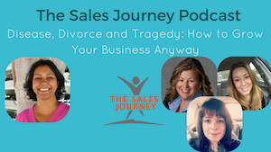 #247 Disease, Divorce and Tragedy: How to Grow Your Business Anyway