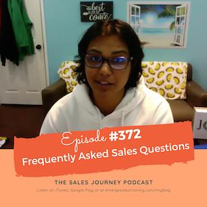 #372 Sales Q&A Podcast FAQ