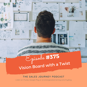 #375 Vision Board with a Twist