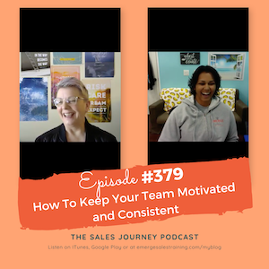 How To Keep Your Team Motivated and Consistent
