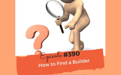 Find a Builder #390