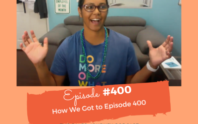 How We Got To Episode 400
