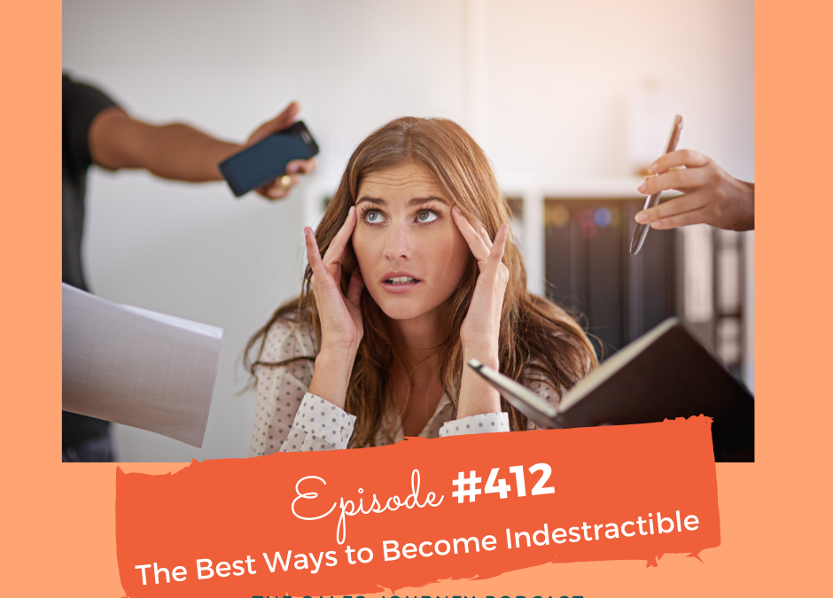 The Best Ways To Become Indistractable