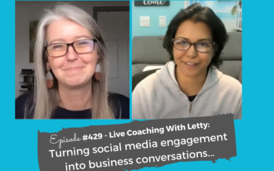 Live coaching: Turning social media engagement into business conversations