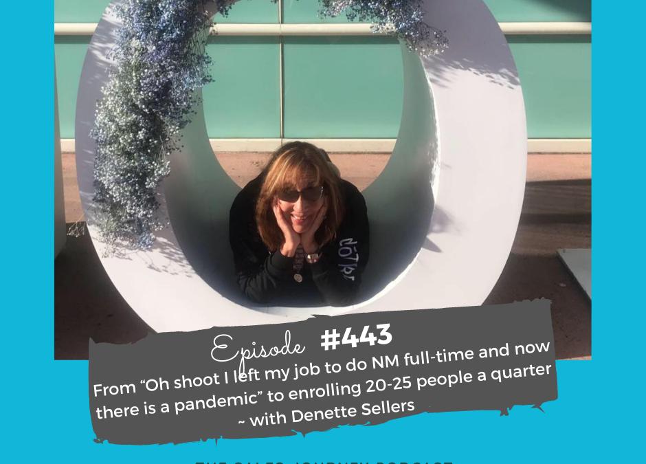 denette sellers headshot - episode #443