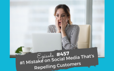 #1 Mistake on Social media That's Repelling Customers #457